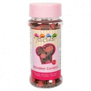 FunCakes Confetti Reindeer 55g