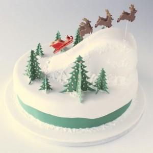 JEM 3D Christmas Tree set/8