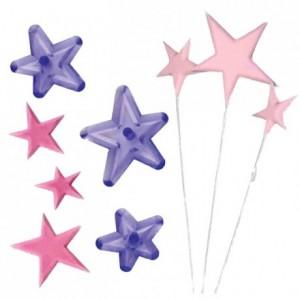Découpoirs JEM étoiles 3 pièces