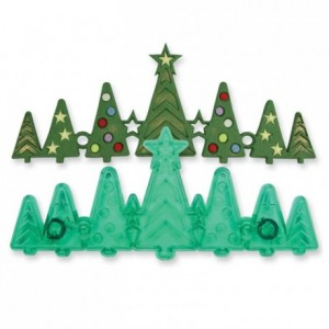 JEM Christmas Tree Border Cutter