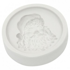 Katy Sue Cupcake Topper Mould Santa