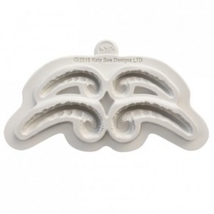 Moule Katy Sue Creative Cake System C Scroll