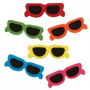 Décoration en sucre PME lunettes de soleil 6 pièces