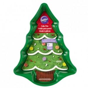Moule à gâteau Wilton sapin de Noël