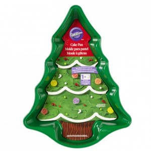 Wilton Cake Pan Christmas Tree