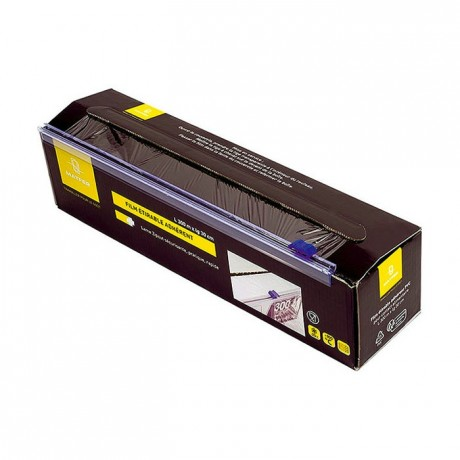 Clingfilm in cardboard box 0.30 x 300 m