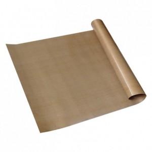 Feuilles de cuisson en téflon 600 x 400 mm (lot de 3)
