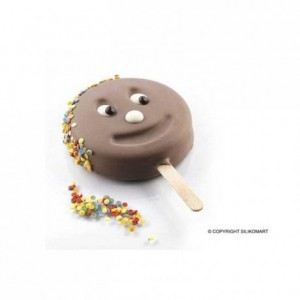 Mr Funny popsicles mould