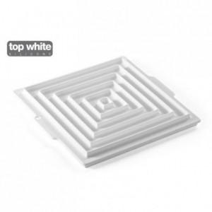 Moule silicone insert carré de 40 x 40 à 260 x 260 mm