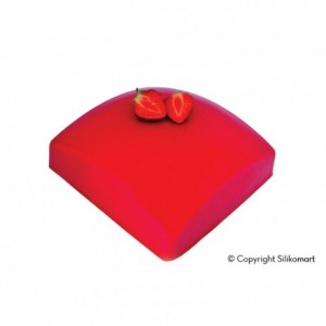 Moule silicone Square Sphere1200 160 x 160 x 60 mm
