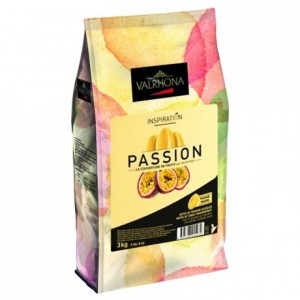 Passionfruit Inspiration fruit couverture beans 3 kg