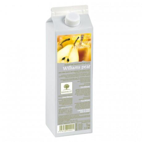 Williams pear purée Ravifruit 1 kg
