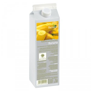 Purée de banane Ravifruit 1 kg