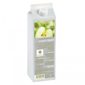 Green apple purée Ravifruit 1 kg