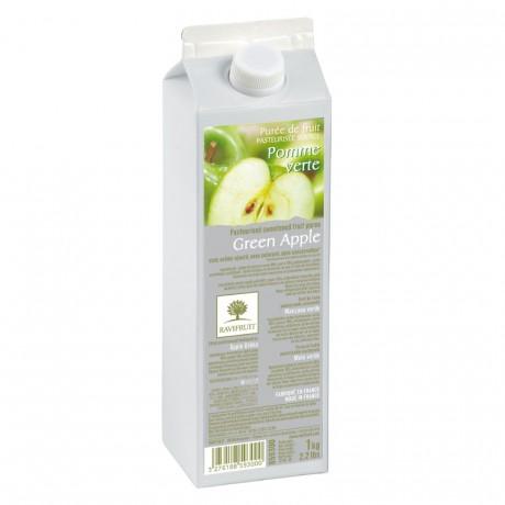 Purée de pomme verte Ravifruit 1 kg