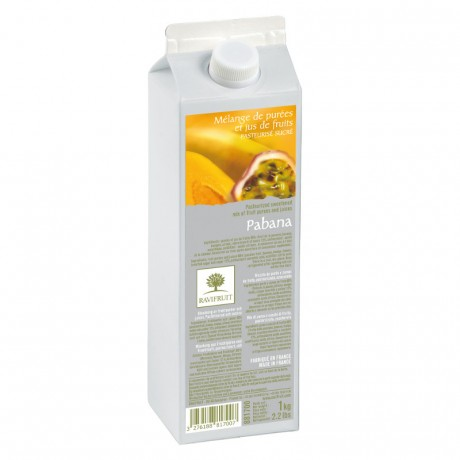 Purée Pabana Ravifruit 1 kg