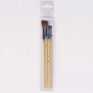 Culpitt Brush Set/4