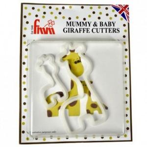 Découpoir FMM girafe