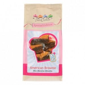 Préparation pour brownies américain FunCakes 1 kg