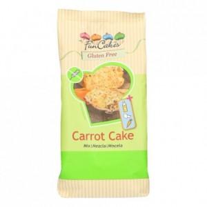 Préparation sans gluten pour Carrot cake FunCakes 500 g