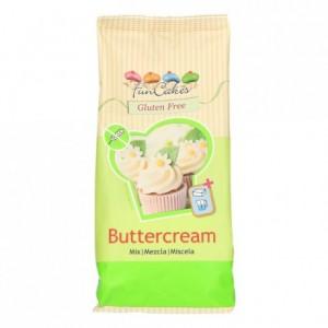Préparation sans gluten pour crème au beurre FunCakes 500 g