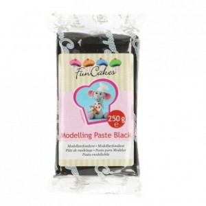 FunCakes Modelling Paste Black -250g