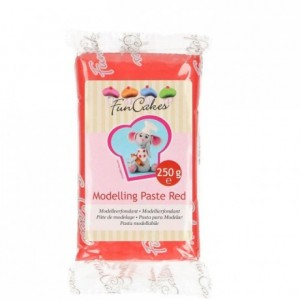 FunCakes Modelling Paste Red -250g