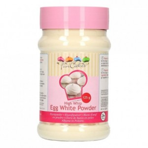 FunCakes Egg white Powder High Whip 125g