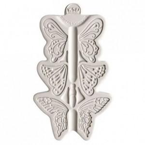 Moule silicone Katy Sue pour pâte à sucre papillon