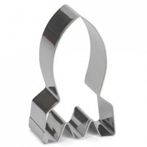 Patisse Cookie Cutter Rocket 7 cm