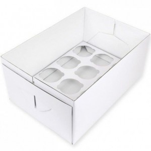 PME Cupcake Box 12 - 14cm high