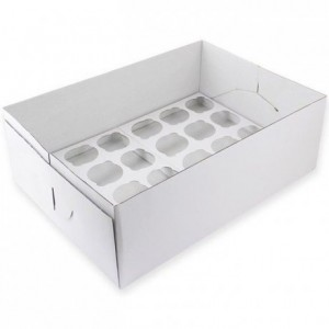 PME Cupcake Box 24 - 14cm high
