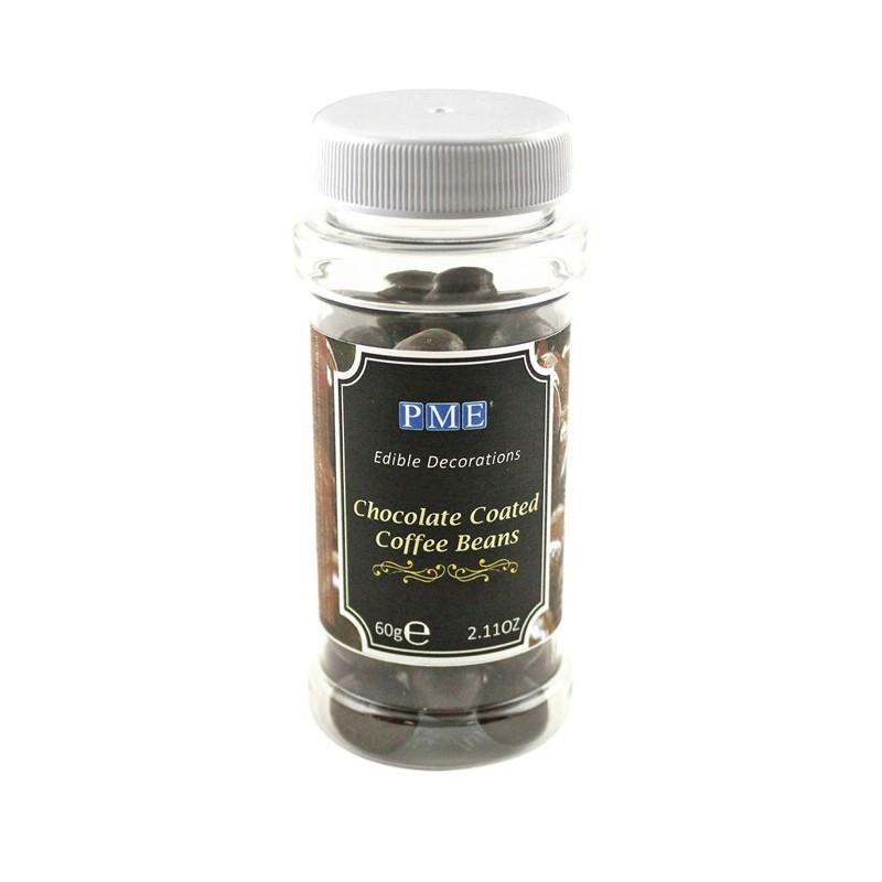 PME Gourmet Sprinkles Chocolate Coffee Beans 60g