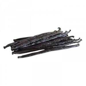 Vanille en gousses Bourbon Madagascar non fendues 250 g