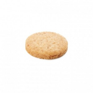 Salted Breton shortbread AOP butter Ø35 mm (196 pcs)