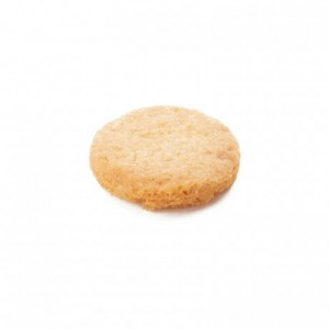 Sablés bretons mini sucrés beurre AOP La Rose Noire Ø35 mm (196 pièces)