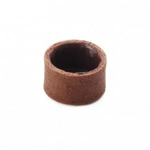 Fonds ronds mini cacao La Rose Noire Ø33 mm (210 pièces)
