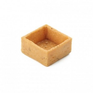Fonds carrés mini salés La Rose Noire 32 x 32 mm (216 pièces)