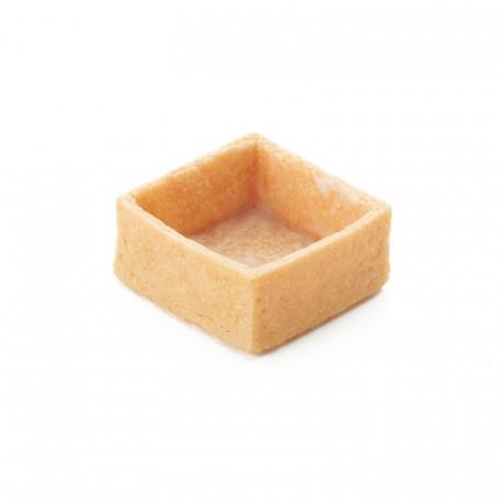 Fonds carrés mini vanille La Rose Noire 33 x 33 mm (216 pièces)