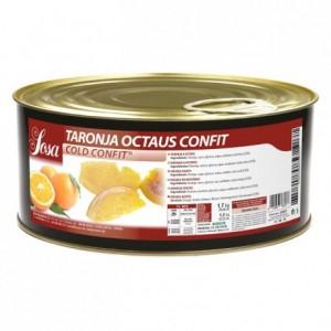Candied orange quarters Sosa 1,7 kg