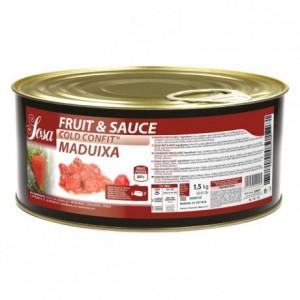 Fruit&Sauce fraise entière Sosa 1,5 kg