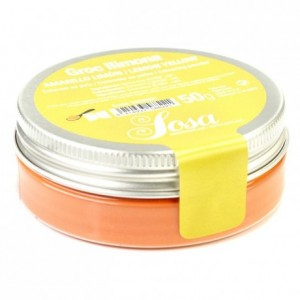 Colorant alimentaire en poudre hydrosoluble jaune Sosa 50 g