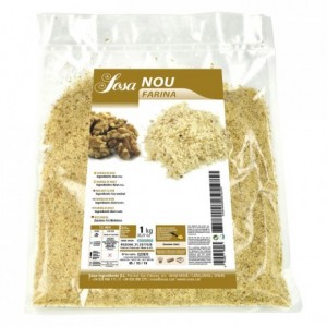 Natural nuts flour Sosa 1 kg