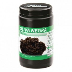 Black olive powder Sosa 150 g