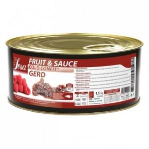 Fruit&sauce framboise Sosa 1,5 kg
