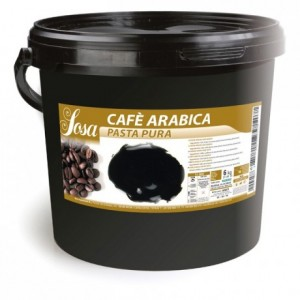 Arabica coffee concentrated dough Sosa 6 kg