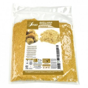Natural hazelnut flour Sosa 1 kg