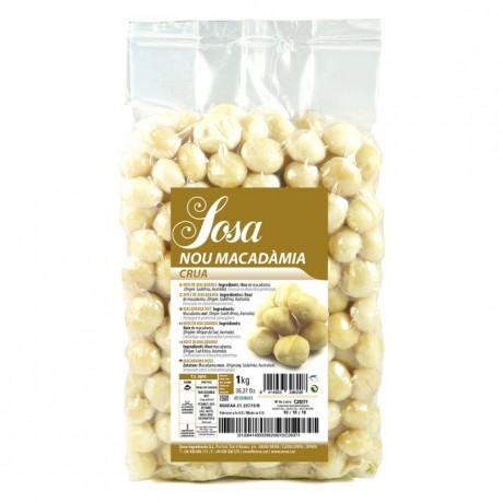 Noix de macadamia Sosa 1 kg