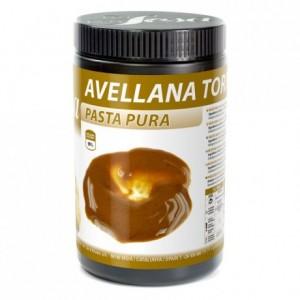 Hazelnut pure paste 100 % Sosa 1 kg