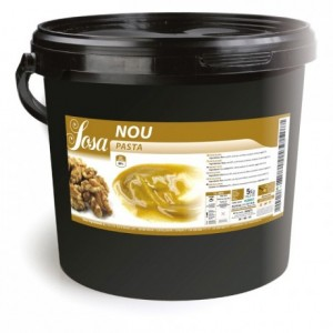 Nuts pure paste 100 % Sosa 5 kg
